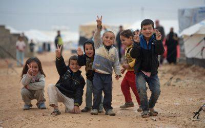 God: Refuge and Refugee