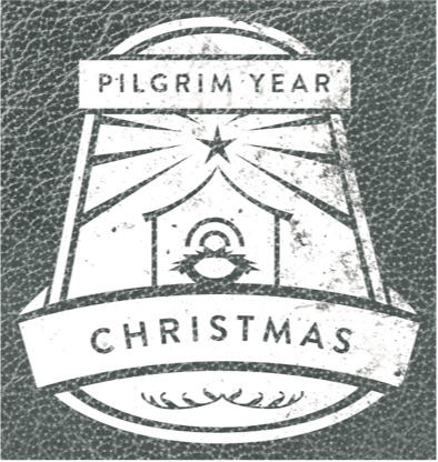 Pilgrim Year Christmas Logo