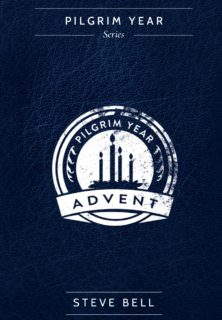 Pilgrim Year Advent Book Cover