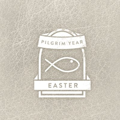 Pilgrim Year Easter Book Cover