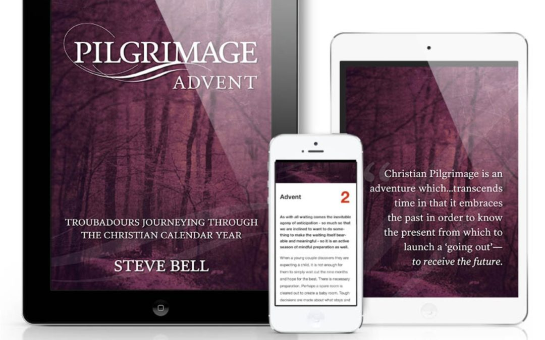 Steve's New Advent e-Book Update Includes New Chapter!
