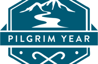 Pilgrim Year Badge