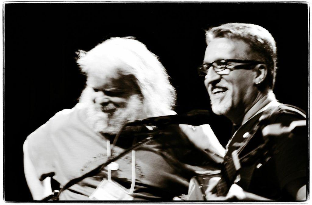 Malcolm 'n Me (together in Winnipeg Sept. 26)