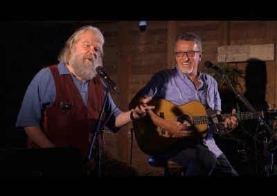 Steve Bell & Malcolm Guite – Why Do We Hunger for Beauty and Is it Not Enough (Song & Poem) A Rocha Canada