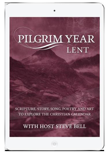 The Pilgrim Year – Lent by Steve Bell